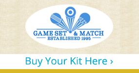 Game Set & Match